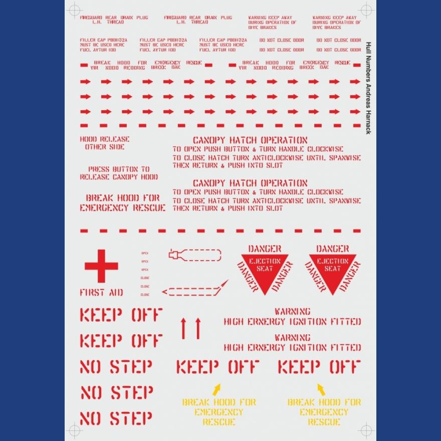 Rub Off Stencils : Dh vampire basic stencils rub ons tailormadedecals